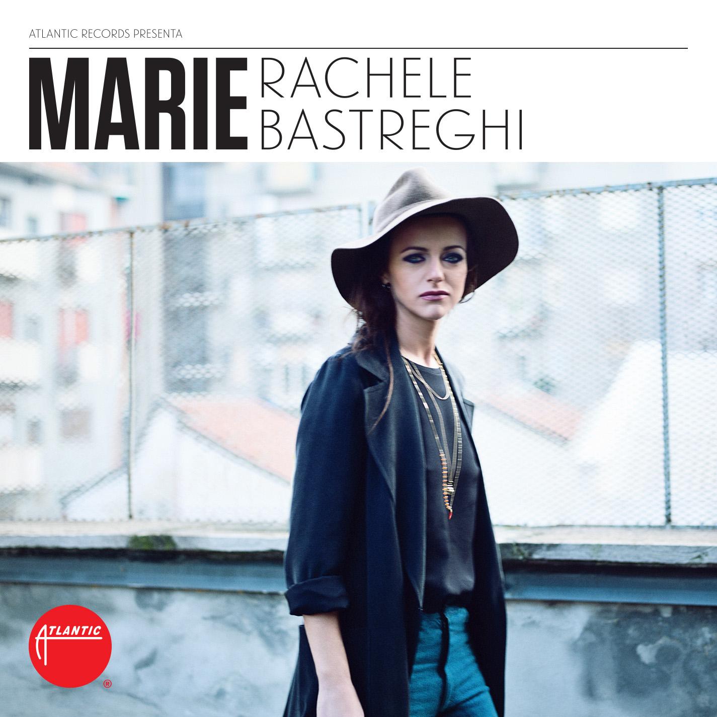 Cover Rachele Bastreghi MARIE