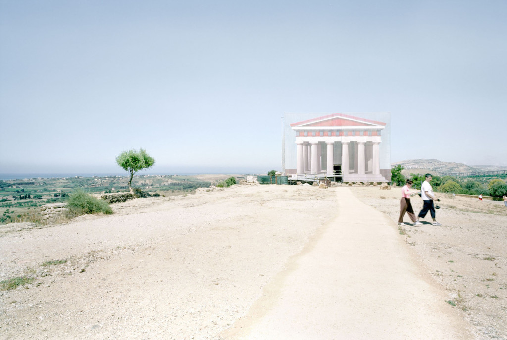 SIM_STL_7358_011  Il tempio - Edition of 5 Available sizes:  (digital archive SIM07005_036)