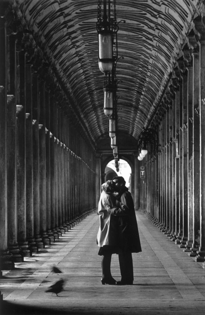 Venezia 1959 - Piazza San Marco © Gianni Berengo Gardin/Courtesy Fondazione Forma per la Fotografia
