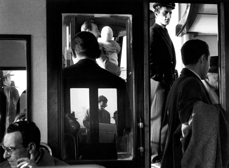 Venezia, 1960© Gianni Berengo Gardin/Courtesy Fondazione Forma per la Fotografia