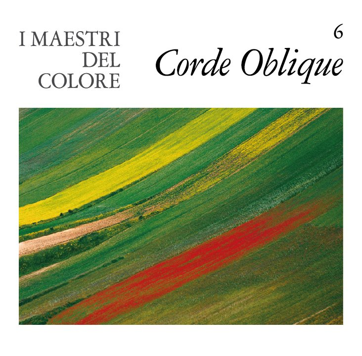 Corde Oblique_Cover album_I Maestri del colore