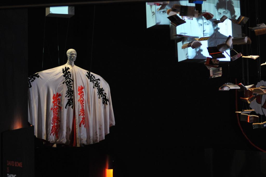 David Bowie is - veduta della mostra - Courtesy MAMbo