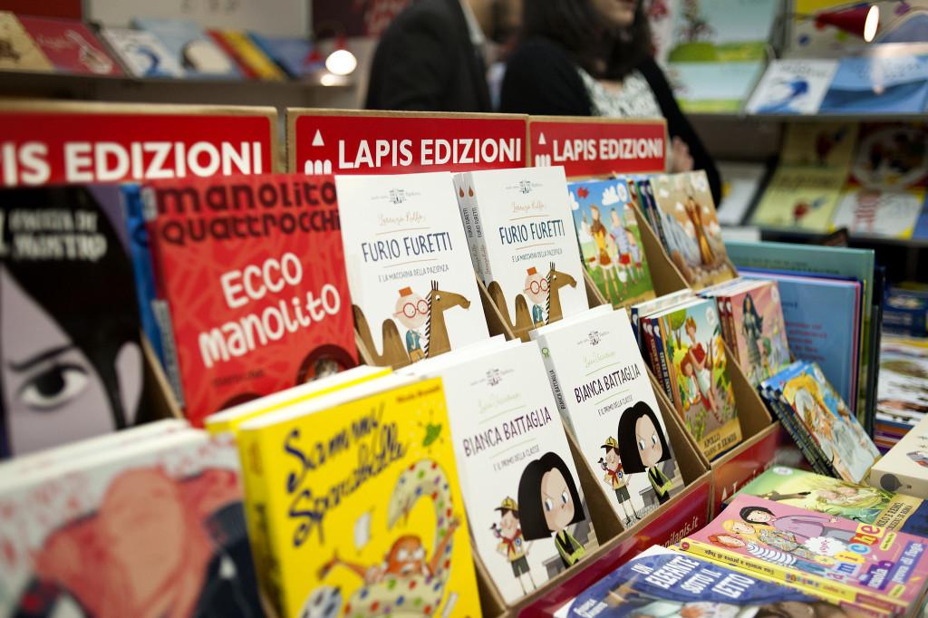 Più libri più liberi. Foto: Daria Addabbo