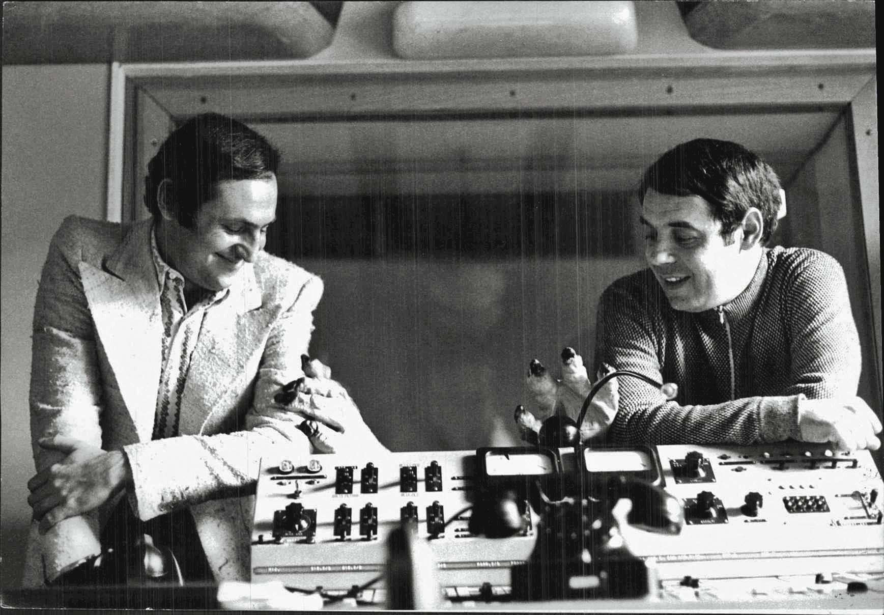 101 - Con Gianni Boncompagni e lo Scarpantibus