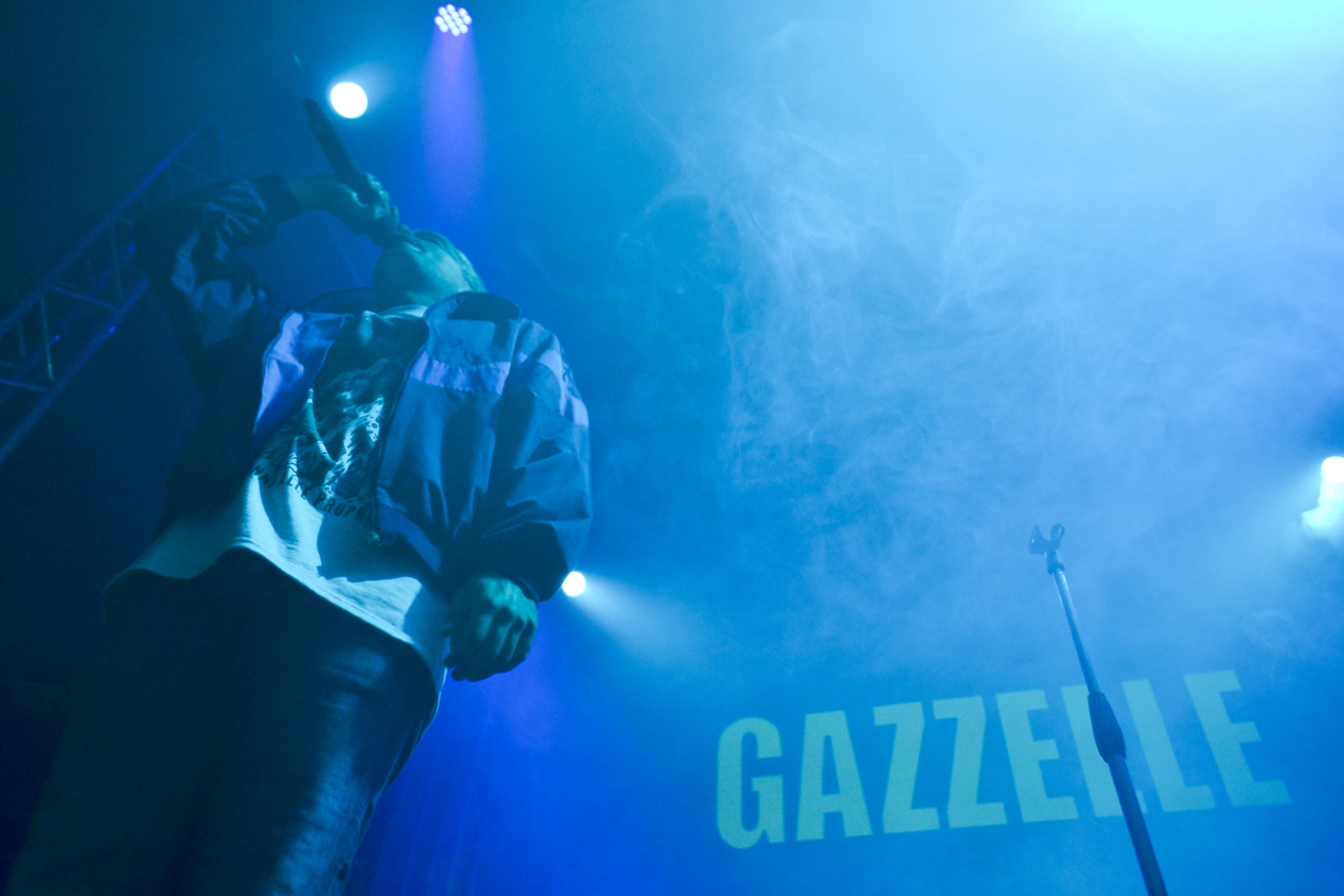 Gazzelle live a Ceccanno // Foto: IL MURO