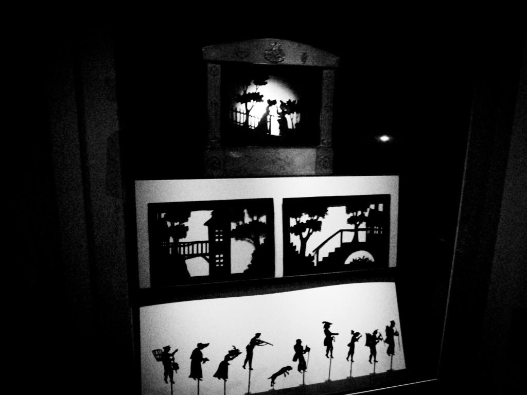 Lanterna magica. Foto: IL MURO. Courtesy Museo del Cinema di Torino