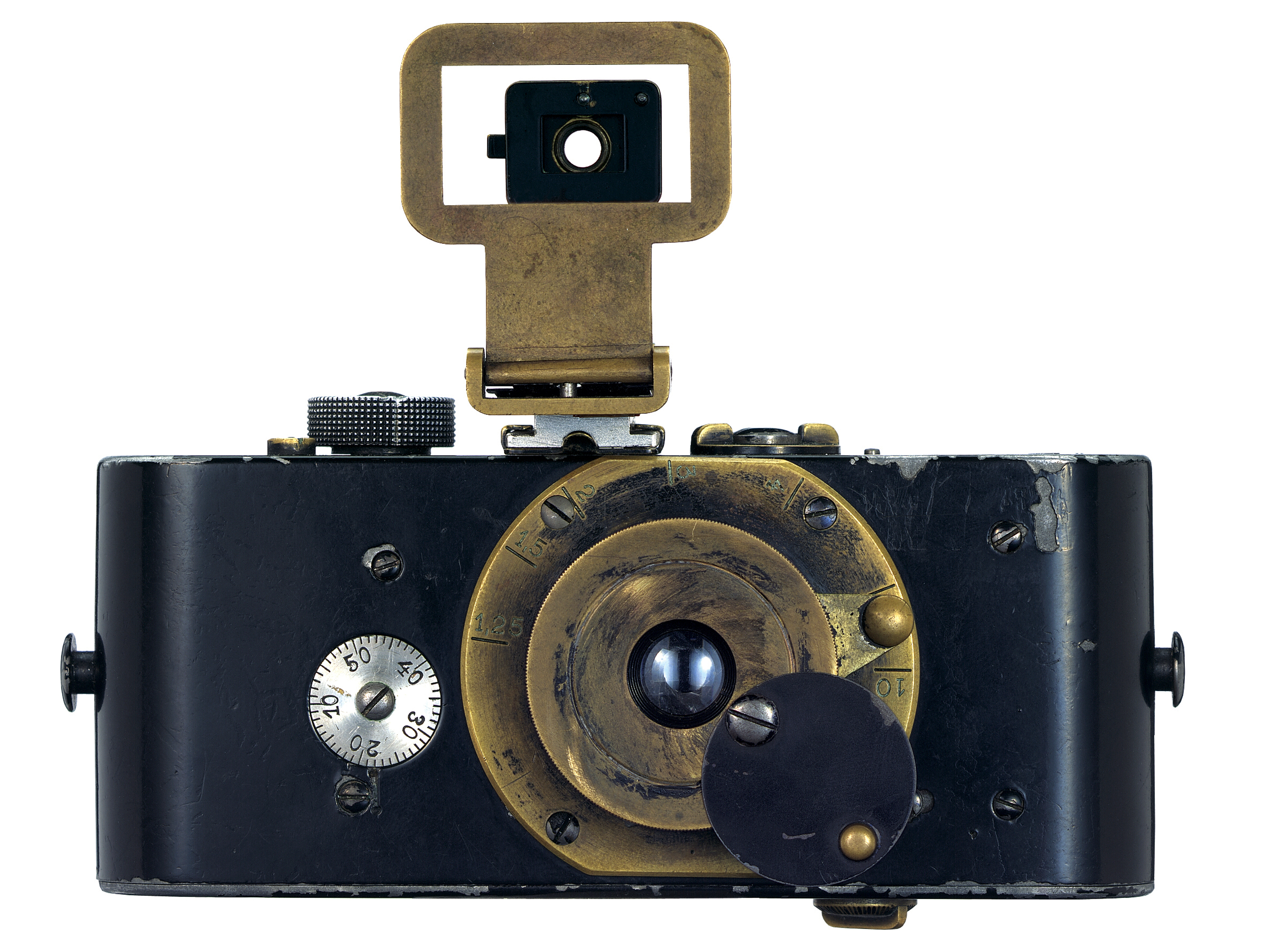 07_Ur-Leica, built by Oskar Barnack, completed in 1914 © Leica Camera AG