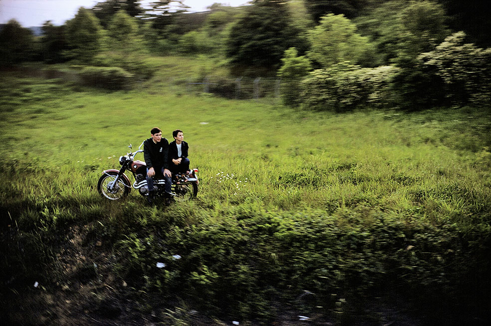 "Paul Fusco: Il ""Funeral Train"" di RFK. USA, giugno 1968. © Paul Fusco/Magnum Photos/Contrasto"